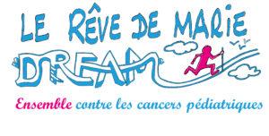 """Logo de l'Association """"Le Rêve de Marie Dream"""""""