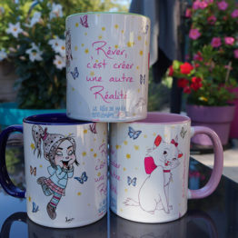 Mug Aristochats le reve de marie dream
