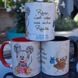 Mug Mickey le reve de marie dream